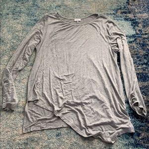 Tobi grey top